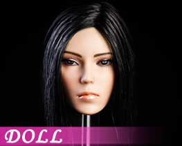 DL1576 1/6 Miscegenation female head B (DOLL)