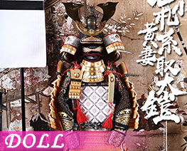 DL2988 1/6 Gold Dragon Armor Legendary Version (DOLL)