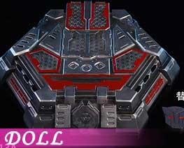 DL2500  Cybertron Scenario A (DOLL)