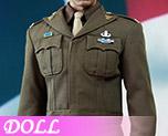 DL0451 1/6 Uniforms uniforms suit B (Doll)