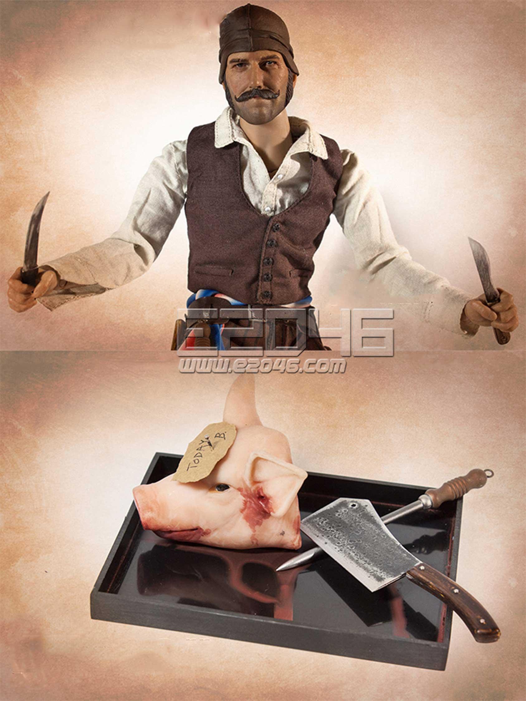The Butcher II (DOLL)