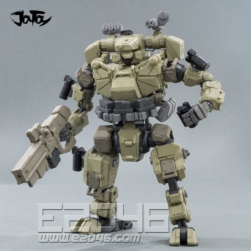 Iron Bone 02 Attacker Armor Assembly (DOLL)