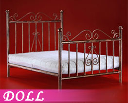 DL2251 1/6 Metal Bed Base Set B (DOLL)