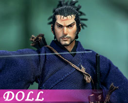 DL3109 1/12 The Ronin (DOLL)