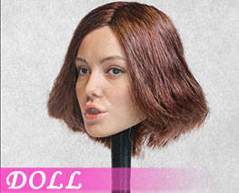 DL3365 1/6 Hair Transplant Female Head D (DOLL)