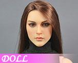 DL0544 1/6 European and American female headsculpt B (Doll)