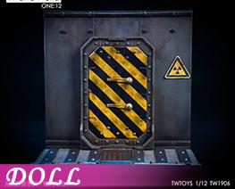 DL2169 1/12 Cabin Scene Platform (DOLL)