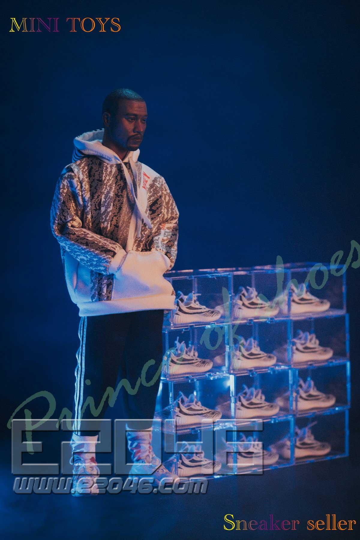 Sneaker Seller (DOLL)
