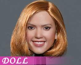 DL3037 1/6 Smiley Face Beauty Head B (DOLL)