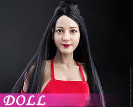 DL2476 1/6 古代发型头雕与素体 (人偶)