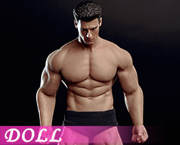 DL1997 1/12 Super Flexible Male Seamless Body (DOLL)