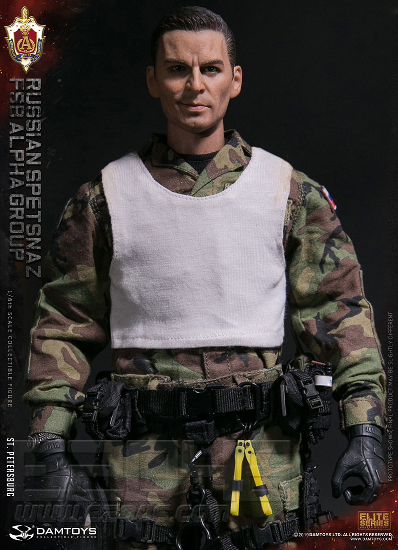 Alpha Group Classic Version (DOLL)