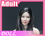 DL0906 1/6 Asian Headsculpt & VC 3.0 Female Body Set A (Doll)