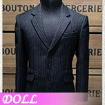 DL0670 1/6 Men's striped suit B (Doll)