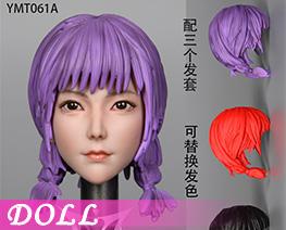 DL4980 1/6 Haruko A (DOLL)