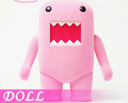 DL2908  Domo Kun Pink (DOLL)