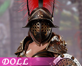 DL3854 1/6 Imperial Female Warrior Red (DOLL)