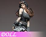 DL1222 1/6 女性蒸汽朋克服飾套裝 A (人偶)