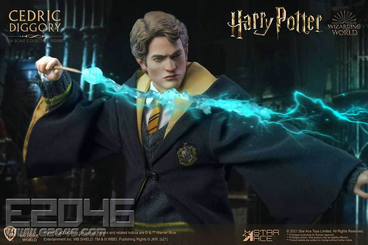Cedric Diggory Deluxe Version (DOLL)