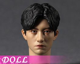 DL5047 1/6 Asian Male Head Sculpture C (DOLL)