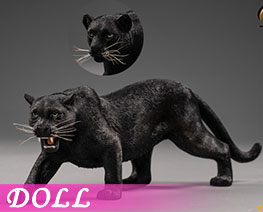 DL2392 1/12 Black Panther (DOLL)