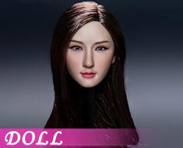 DL1319 1/6 Female Head sculpt A (Doll)