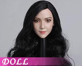 DL1323 1/6 Female Head sculpt A (Doll)