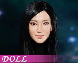 DL3740 1/6 Female Head B (DOLL)