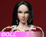 DL0581 1/6 Snake Ji Head carved dress suit (Doll)