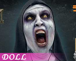 DL2520 1/2 The Nun Open Mouth Deluxe Version (DOLL)