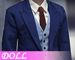 DL0849 1/6 Men's suit (Doll)