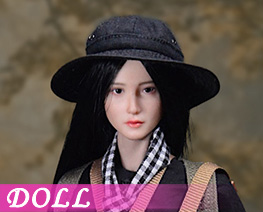 DL4417 1/6 Female Viet Cong Guerrilla Soldier (DOLL)