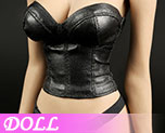 DL0432 1/6 Leather Lingerie sets A (Doll)