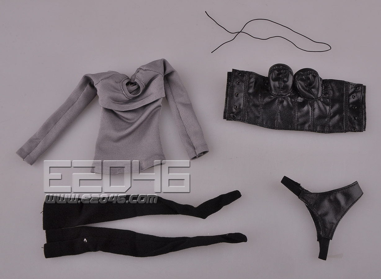 Leather Lingerie sets A (Doll)