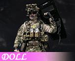 DL1071 1/6 Hostage Rescue Team (Doll)