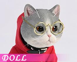 DL4543 1/3 美短貓 A (人偶)