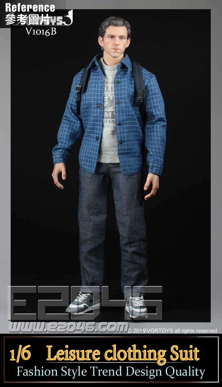 Shirt And Jeans Suit (DOLL)