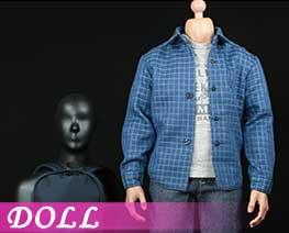 DL2471 1/6 衬衫牛仔裤套装 (人偶)