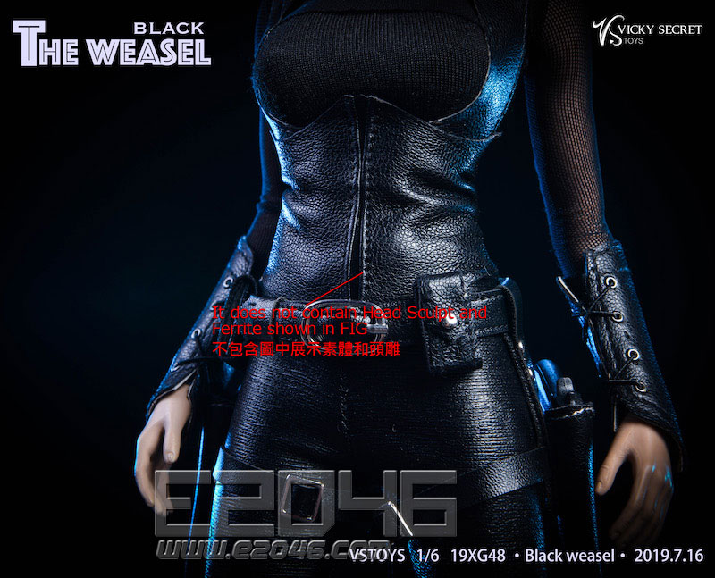 Black Weasel B (DOLL)