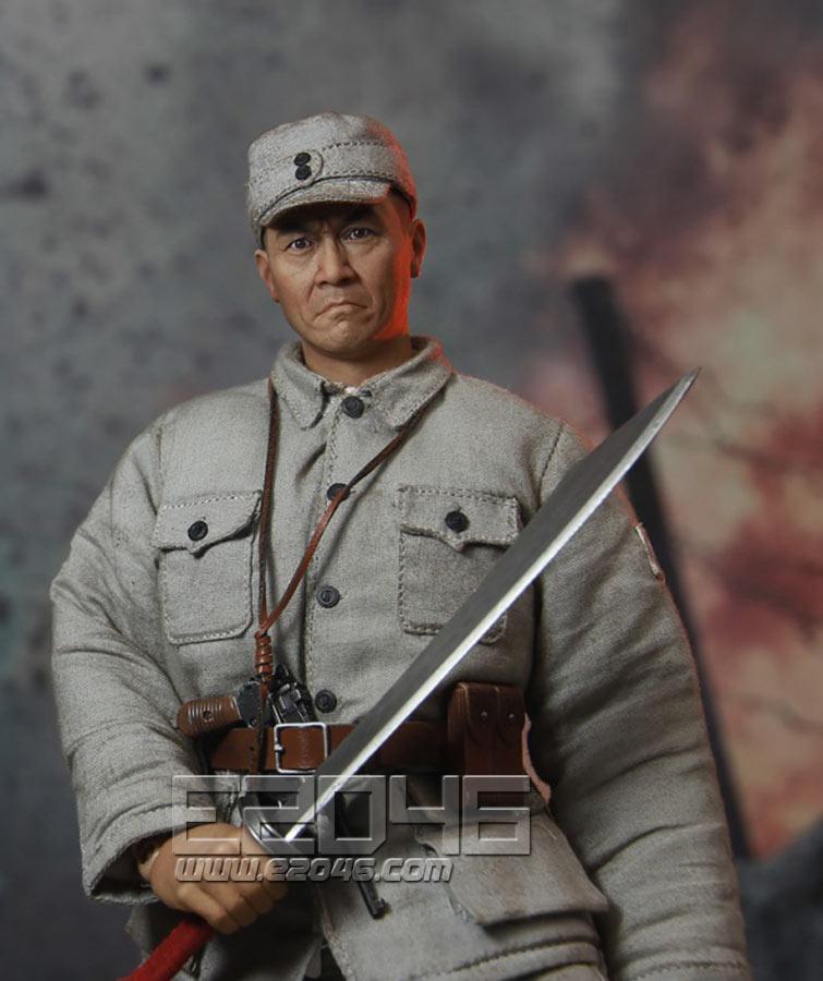 Military Spirit (Doll)