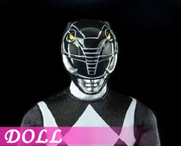DL4248 1/6 Black Ranger (DOLL)