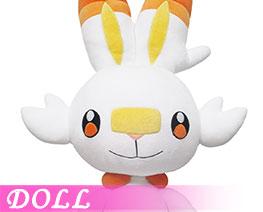 DL2458  炎兔儿 (人偶)