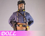 DL0738 1/6 Major General Confederacy (Doll)