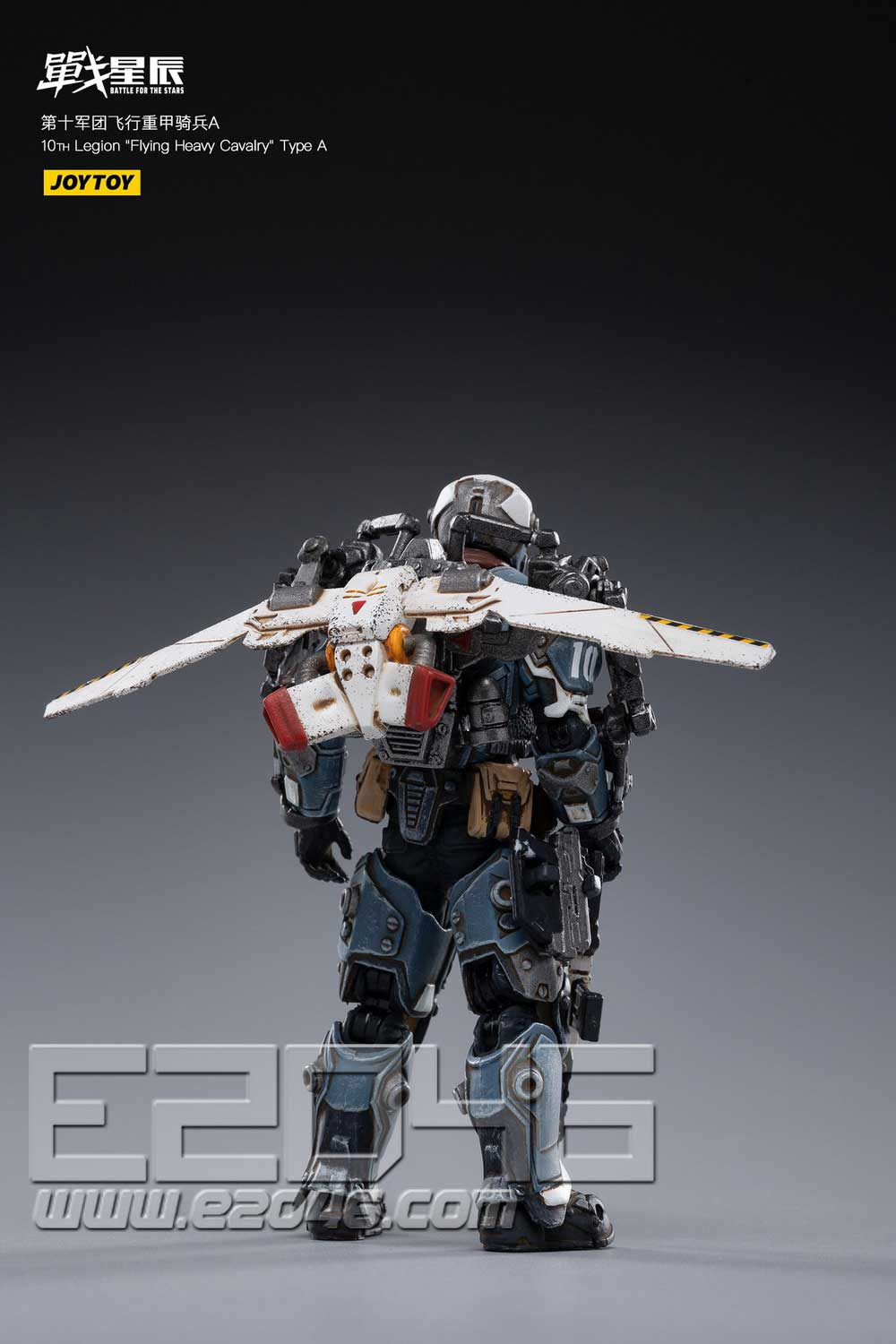 10th Legion Flying Heavy Cavalry Type A (DOLL)