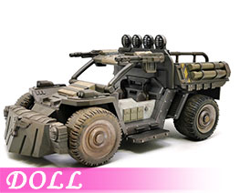DL2577 1/25 Wild Rhinoceros Assault Vehicle (DOLL)