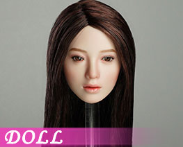 DL1903 1/6 Movable Female Head C (DOLL)