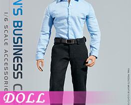 DL4910 1/6 Men's Business Casual Costume Set C (DOLL)