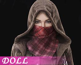 DL1390 1/6 Windbreaker Female Killer (DOLL)