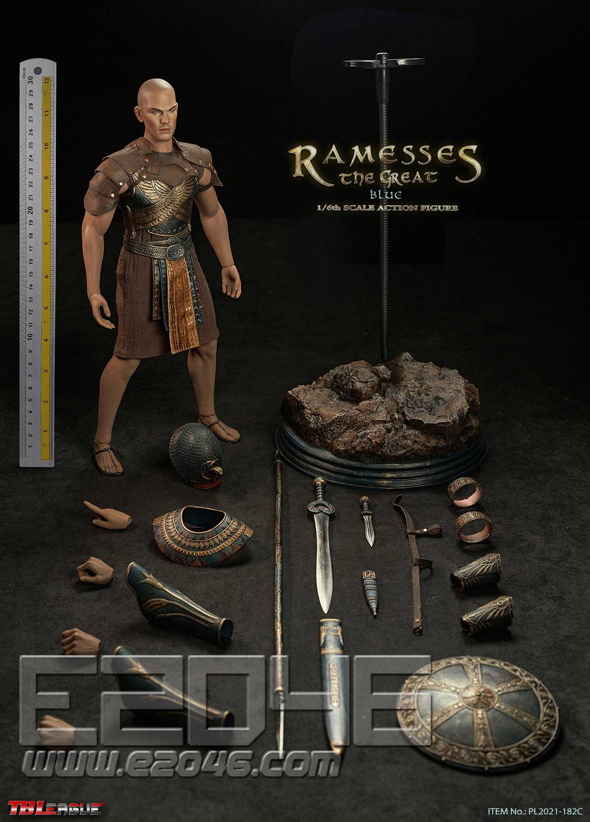 Ramesses The Great C (DOLL)