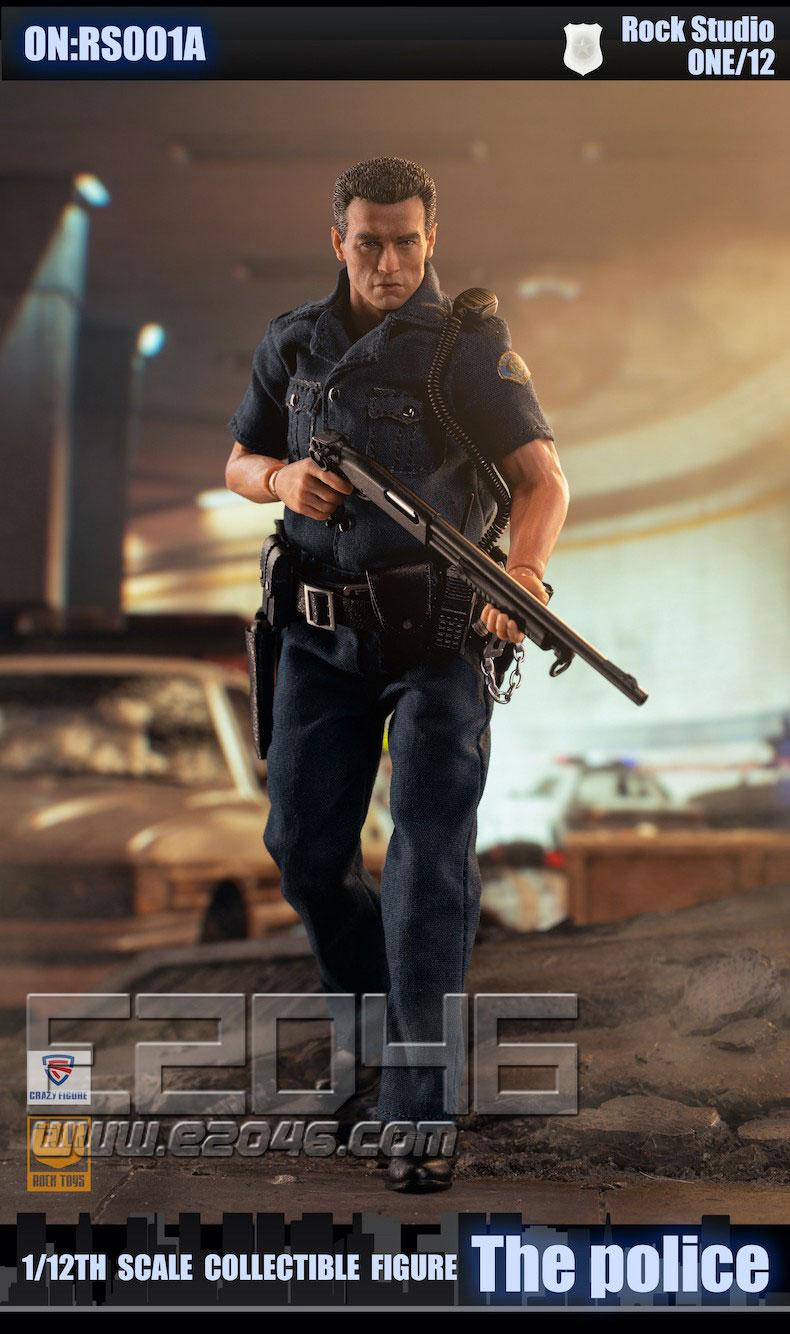 City Police A (DOLL)